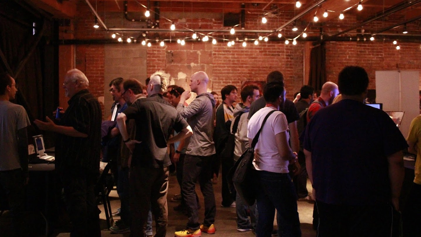 Seattle Indies Expo - Attendees